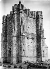Ruines de la tour de Saint-Guénolé - Ensemble sud-ouest