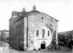 Eglise Saint-Etienne-de-la-Cité - Ensemble nord-ouest