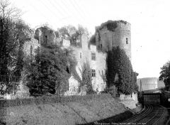 Château Barrière - Façade ouest