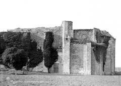 Abbaye de Vignogoul - Façade sud