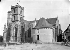 Eglise Saint-Armel - Ensemble sud-est