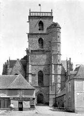 Eglise Saint-Armel - Façade ouest