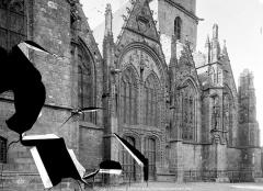 Eglise Saint-Armel - Façade nord