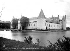 Château du Plessis-Bourré - Ensemble nord-ouest