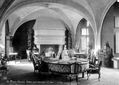 Château du Plessis-Bourré - Grand salon