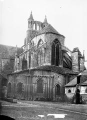 Eglise Saint-Jean de Montierneuf - Ensemble est