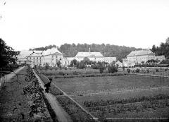 Ancienne abbaye - Vue d'ensemble