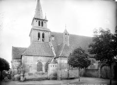 Eglise Saint-Gervais-Saint-Protais - Façade nord