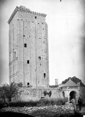 Château du Grand Pressigny - Donjon