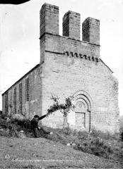 Eglise Saint-Pierre-de-Rhèdes - Ensemble nord-ouest