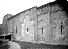 Eglise Saint-Pierre - Façade sud