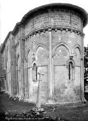 Eglise Saint-Pierre - Abside, côté sud-est