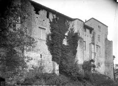 Château - Façade extérieure