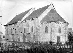 Ancienne léproserie de Saint-Julien-le-Chartreux - Ensemble sud-est