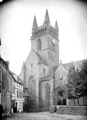 Eglise Notre-Dame-de-l'Assomption ou de Saint-Michel - Façade nord et clocher
