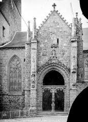 Eglise Notre-Dame-de-l'Assomption ou de Saint-Michel - Portail de la façade nord