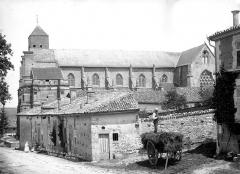 Eglise de Rembercourt - Ensemble sud