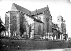 Eglise de Rembercourt - Ensemble nord-est