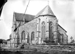 Eglise de Rembercourt - Ensemble est