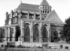 Eglise Saint-Sauveur (ancienne basilique) - Ensemble nord