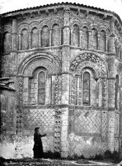 Eglise Notre-Dame de l'Assomption - Abside, côté sud