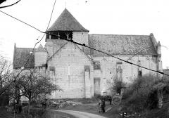 Ancienne église Notre-Dame - Ensemble nord