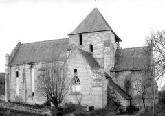 Ancienne église Notre-Dame - Ensemble sud
