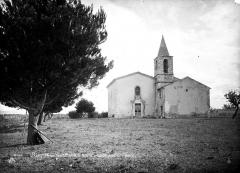 Chapelle Saint-Maxime - Ensemble ouest