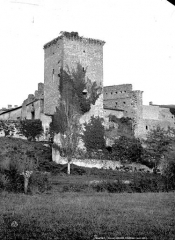 Enceinte fortifiée - Château