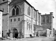 Eglise Saint-Barnard, ancienne collégiale - Ensemble sud-ouest