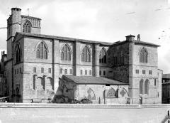 Eglise Saint-Barnard, ancienne collégiale - Ensemble sud