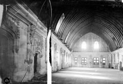 Palais de Justice - Grande salle