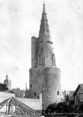 Tour de la Lanterne - Ensemble sud-ouest