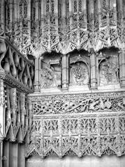 Chapelle du Saint-Esprit - Détail d'ornements