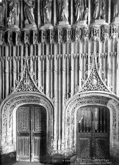 Chapelle du Saint-Esprit - Portes de chapelles