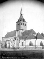 Eglise Notre-Dame, puis Saint-Etienne de Romorantin - Ensemble sud-est