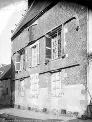 Ancien hôtel Saint-Pol ou maison dite de François Ier - Façade sur rue