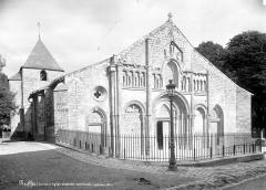 Eglise Saint-André - Ensemble ouest