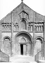 Eglise Saint-André - Façade ouest