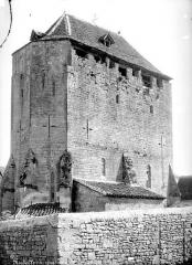 Eglise Saint-Martial - Ensemble nord-est