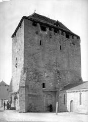 Eglise Saint-Martial - Ensemble ouest