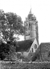 Eglise Saint-Germain - Ensemble nord