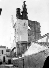 Eglise Saint-Martin dite Le Grand Fort - Façade sud : Transept