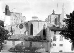 Eglise Saint-Martin dite Le Grand Fort - Ensemble est