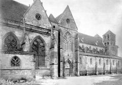 Ancienne église Saint-Marc - Façade nord