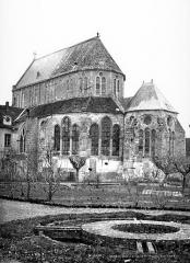 Hôpital Saint-Jean - Eglise (ancienne) : ensemble sud-est