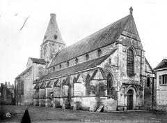 Eglise Notre-Dame la Blanche - Ensemble nord-ouest