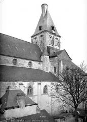 Eglise Notre-Dame la Blanche - Façade sud