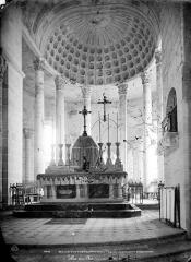 Eglise Notre-Dame la Blanche - Vue intérieure du choeur
