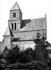 Eglise Saint-Lubin - Ensemble sud